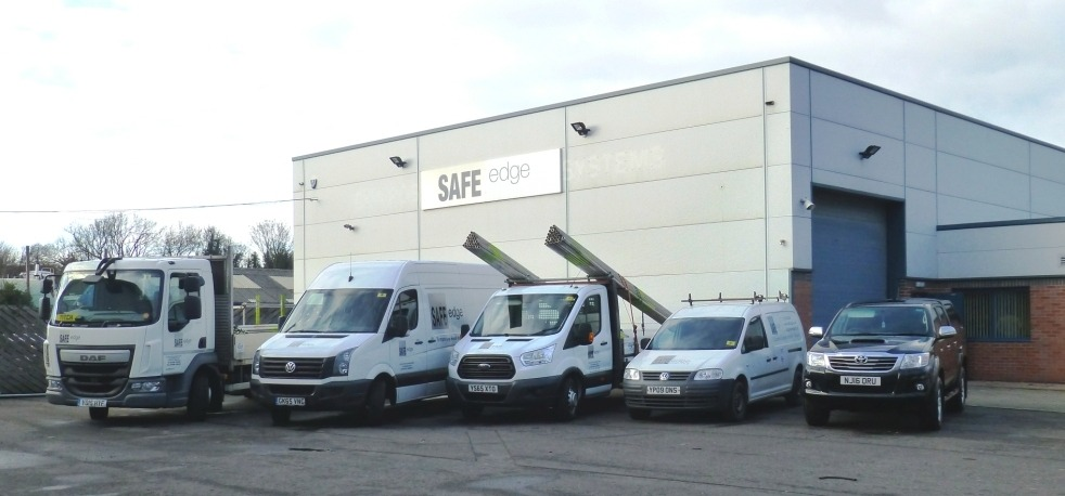Part of the Safe Edge Fleet